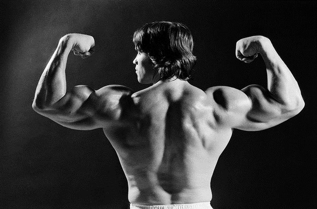 Awesome Vintage Photos Of Arnold Schwarzenegger 013