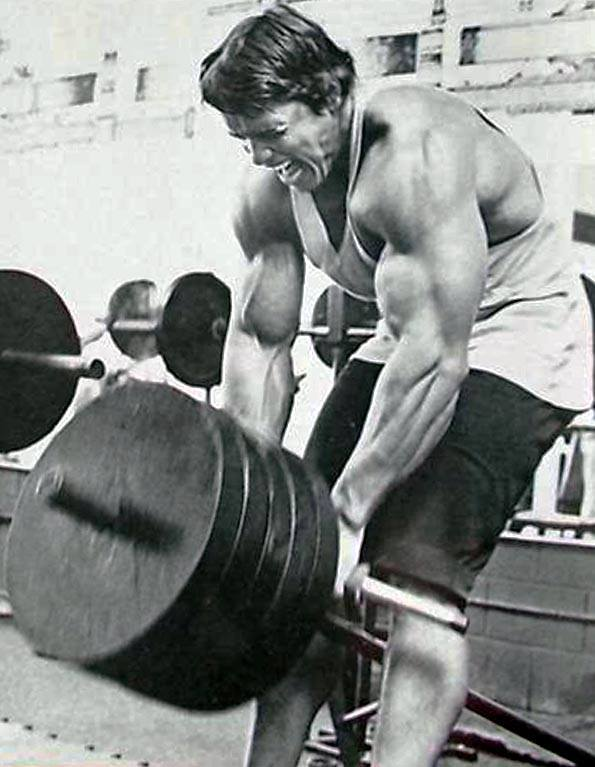 Build A Body You Can Be Proud Of With The 10 Best Old School Exercises