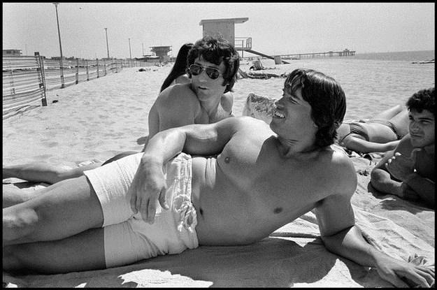 Awesome Vintage Photos Of Arnold Schwarzenegger 003