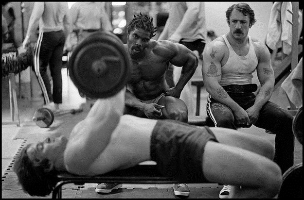 Awesome Vintage Photos Of Arnold Schwarzenegger 023